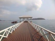 Остров Si Chang Стоковое фото RF