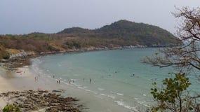 Остров Si Chang Стоковые Изображения