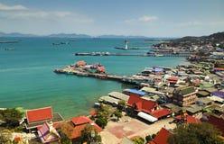 Остров Si Chang Стоковая Фотография