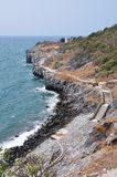 Остров Sichang Стоковая Фотография RF