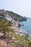 Остров Sichang Стоковые Изображения