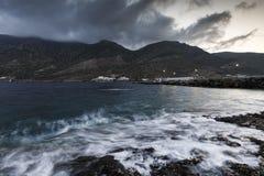 Остров Sifnos Стоковое Изображение RF