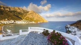 Остров Sifnos Стоковое фото RF