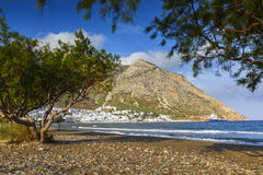 Остров Sifnos Стоковая Фотография RF