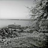 Остров Silba Стоковое Фото