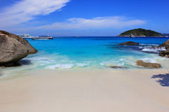 остров similan Стоковые Изображения
