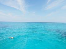 остров similan стоковое изображение rf