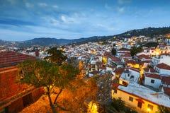 Остров Skopelos стоковая фотография