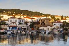 Остров Spetses Стоковая Фотография