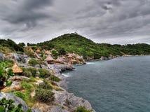 Остров Sri chang Стоковое Изображение