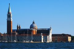 Остров St. George, Венеция Стоковые Фото