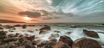 Остров, St Ives стоковая фотография