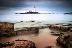 Остров St Marys Стоковое Изображение RF
