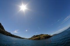 остров stewart Стоковое Фото