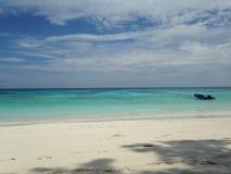 Остров Tachai Стоковая Фотография RF