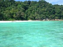 Остров Tachai Стоковое Фото