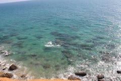 Остров Tavira Португалия Стоковая Фотография RF