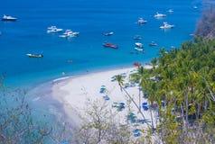 Остров Tortuga, Коста-Рика Стоковые Фото