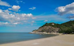 остров tristan Стоковое фото RF
