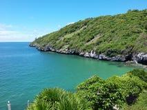 остров tristan стоковые фото