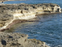 остров tristan Стоковая Фотография