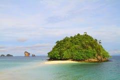 Остров Tup - Krabi - Таиланд Стоковые Изображения