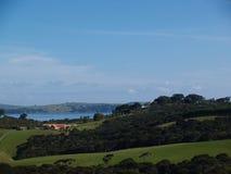 Остров Waiheke Стоковая Фотография RF