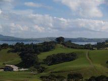 Остров Waiheke Стоковые Изображения