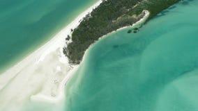 остров whitehaven Стоковая Фотография