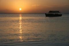 остров zanzibar Африки Стоковое Изображение
