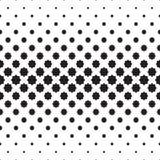 Остроконечный элемент картины звезды 8, черных & белых конструируя иллюстрация штока
