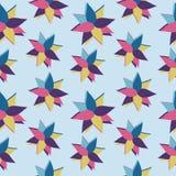 Острые цветки картона Стоковое Изображение RF