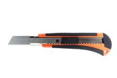 Острый бумажный нож Стоковое Изображение RF
