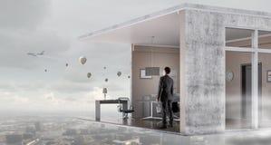 Осуществите ваши мечты дизайна Мультимедиа Стоковое Изображение