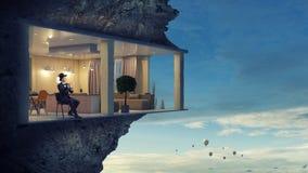 Осуществите вашу внутреннюю мечту Мультимедиа Стоковые Изображения RF