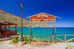 Осьминог засыхания подготовляет на ресторане Delphini в Plaka стоковые изображения rf