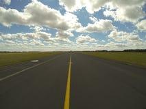 Ось Taxiway Стоковая Фотография
