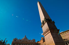 ось vatican Стоковая Фотография RF