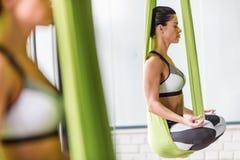 ослабьте йогу Стоковое Изображение