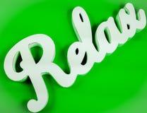 ослабьте стоковое изображение rf