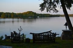 Ослаблять озером Стоковое Изображение RF