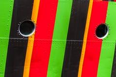 Ослепите корабль стоковые изображения rf