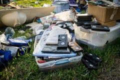 Отава Харви урагана стоковое изображение