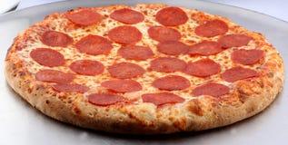 отбензинивания пиццы Стоковое фото RF