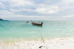 Отбеливатель моря Стоковая Фотография RF