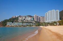 отбитие пляжа залива стоковое фото rf
