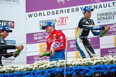 Отборочные матчи чемпионата мира Renault Стоковое Изображение