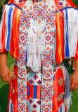 отбортованное красивейшее платье Стоковое Изображение RF