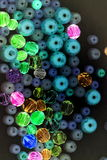 отбортовывает цветастое Стоковая Фотография
