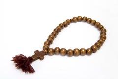 отбортовывает rosary Стоковое фото RF